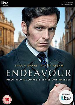 Endeavour DVD Collection